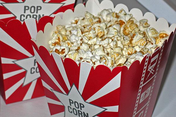 Planes en pareja en Madrid: cine