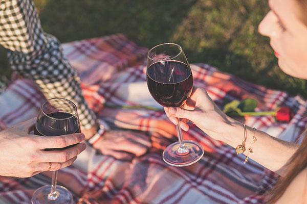 Planes en pareja en Madrid: picnic